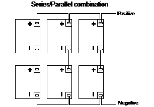 12 Volt Vs 24 Volt Wiring Diagram moreover A Series Circuit And Parallel Diagram in addition Ge 169186 Wiring Diagrams also Parallel Wiring Diagram Direct Current Dc Electrical Circuits Schematic Of Parallel Dc Circuit Parallel Circuit Diagram also Conectar Baterias Em Serie E Em. on series vs parallel battery wiring diagrams